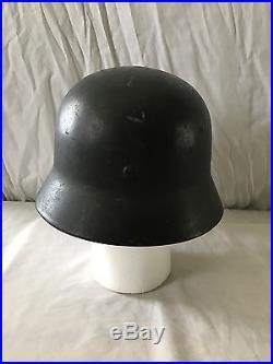 2 German ww2 helmets out of estate