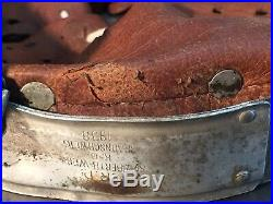GERMAN ARMY WW2 M35, Helmet liner Sz66/59, Liner Ring Is Original