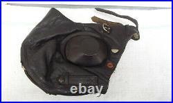German Helmet Flying Cap Lkpw101 Size 55 Ww2