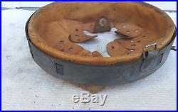 German Helmet Liner Size 66/58 59 Ww2 Stahlhelm
