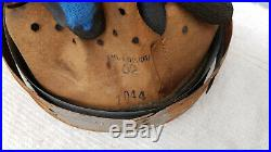 German Helmet Liner Size Head 56 57 Shell 64 Ww2 Stahlhelm
