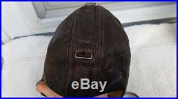 German Helmet Luftwaffe Lkpw 101 Siemens Ww2 Flying Hat