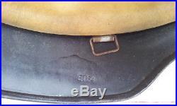 German Helmet M35 Size Et64 + Liner Stahlhelm Ww2