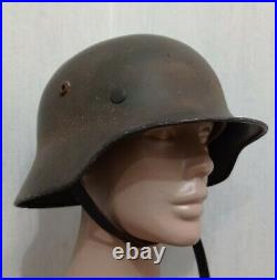 German Helmet M35 WW2 Combat helmet M 35 WWII size 64