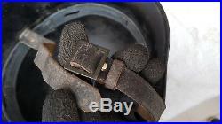 German Helmet M40 Size Ns62 Ww2 Stahlhelm + Liner Band
