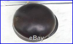German Helmet M40 Size Q64 Ww2 Stahlhelm