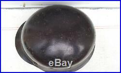 German Helmet M42 Size Et64 Ww2 Stahlhelm