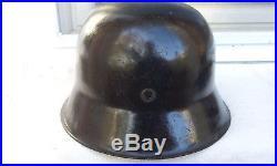 German Helmet M42 Size Et68 Ww2 Stahlhelm
