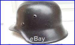 German Helmet M42 Size Hkp66 Stahlhelm Ww2