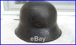 German Helmet M42 Size Hkp68 Ww2 Stahlhelm