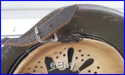 German Helmet M42 Size Hkp 66 Ww2 Elite Helmet Stahlhelm Complet