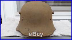 German Helmet Stahlhelm Austro Hungarian Transitional Ww1 Ww2