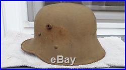 German Helmet Stahlhelm Austro Hungarian Type Ww1 Ww2