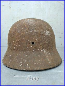 German Helmet WW2 Original