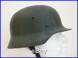 German WW2 Army M40 Combat (Heer) Helmet without Decals