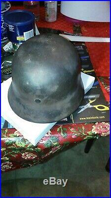 German WW2 Helmet M40 ET64 Wehrmacht