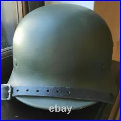German WW2 Wehrmacht steel helmet M35 Size 62
