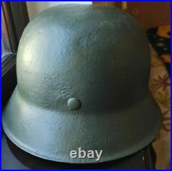 German WW2 Wehrmacht steel helmet M42 Size 66