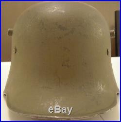 German Ww1 Helmet (used By The Finnish Army In Ww2)
