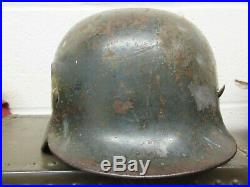 German Ww2 Luftwaffe M35 Helmet