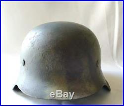 Helmet German M42 Combat WW2 Original 66 size