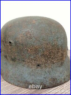 Helmet Ww2 German M35 Helmet Shell Original