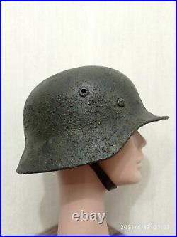 Helmet Ww2 German M40 Helmet Shell Original