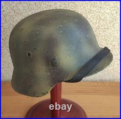Helmet german original nice helmet M40 size 66 have a number original WW2 WWII