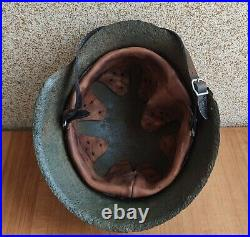 Helmet german original nice helmet M42 size 64 WW2 WWII
