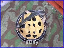 M38 Fallschirmjager Steel Helmet German WW2 Repro Size 57/58CM NEW Luftwaffe
