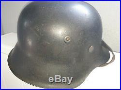 M42 WW2 German Helmet