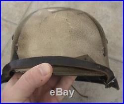 NICE WW2 German M35 M40 Camouflage Combat Helmet M42