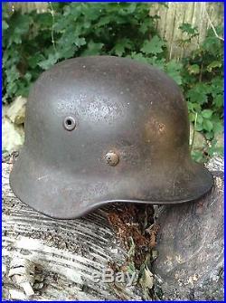 Original Ww2 German Army Helmet