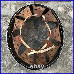 ORIGINAL WWII WW2 German Helmet Liner