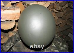 Original-Authentic WW2 WWII Relic German helmet Wehrmacht MFR number #12