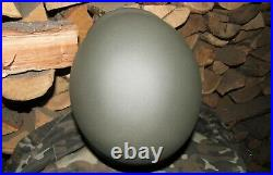 Original-Authentic WW2 WWII Relic German helmet Wehrmacht manufacturer number #7
