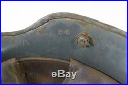 Original German WW 2 Red Cross Helmet marked