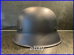 Original German helmet / stahlhelm M34 Luftschutz WW2