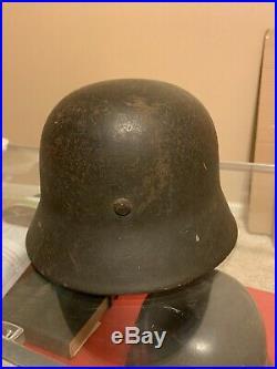 Original WW2 German Helmet