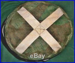 Original WW2 German Luftwaffe Elite Paratrooper Uniform Splinter Helmet Cover