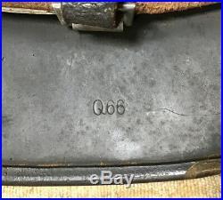 Original WW2 German Luftwaffe Single Decal M35 Helmet