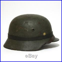 Original WW2 German M40 helmet