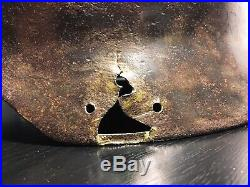Original WWII WW2 German Helmet M42 Stahlhelm