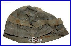 Original WW 2 German Paratrooper Helmet Cover