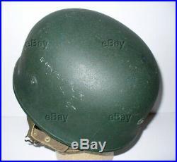 Paratrooper Helmet Gsg9 West German Ww2 Fallschirmjager Elite Special Forces Old