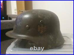 Pre WW2 GERMAN HELMET SD HEER
