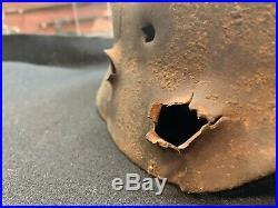 Relic WW2 German Helmet #2