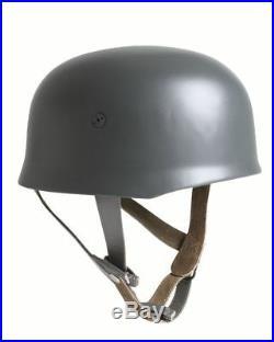 Reproduction WW2 German steel paratrooper helmet