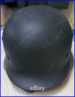 The German Helmet Stalingrad Ww2