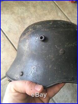 WW1 WW2 German 1916 Helmet M35 M40 M42 Medal Iron Cross
